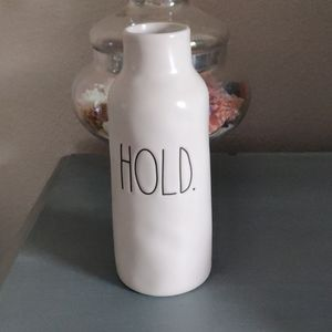Rae Dunn Hold Vase